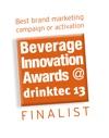 coconut water Kokoswasser Auszeichnung beverage innovation drinktec