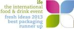 coconut water Kokoswasser Auszeichnung IFE best packaging