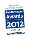 coconut water Kokoswasser Auszeichnung foodbev.com awards