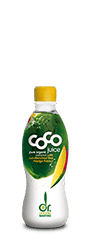 coconut water mango Kokoswasser Mango 330ml