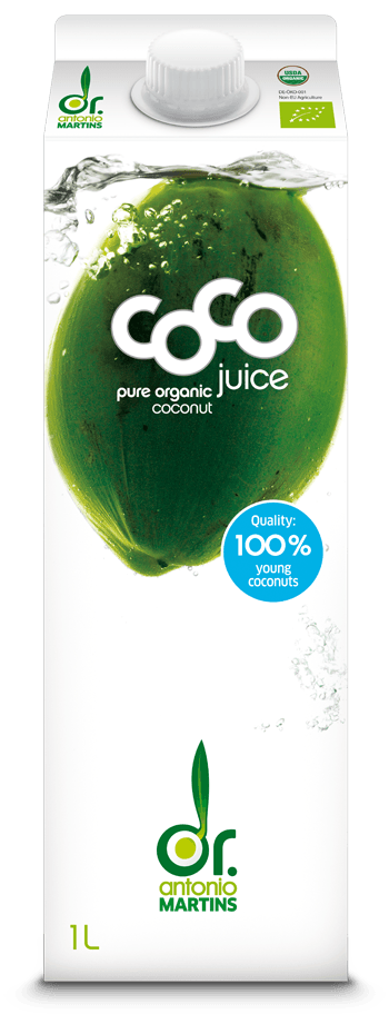 coconut water pure Kokoswasser pur 1000ml