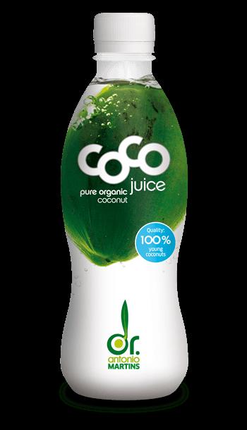 coconut water pure Kokoswasser pur 330ml