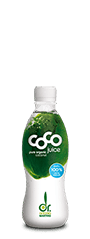 coconut water pure Kokoswasser pur 330ml