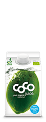 coconut water pure Kokoswasser pur 500ml