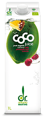 coconut water pineapple Kokoswasser Ananas Acerola 1000ml